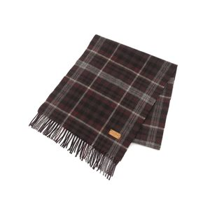 Louis Vuitton Cashmere Wool Scarf Red
