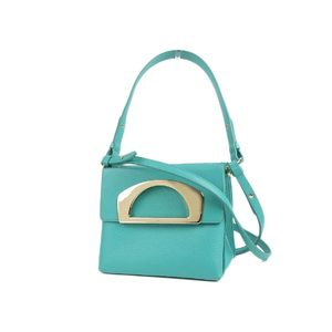Christian Louboutin Passage 2way handbag shoulder green system emerald clean [20180330]