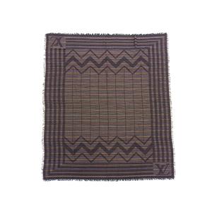 Louis Vuitton Cashmere Wool Stole Multi-color