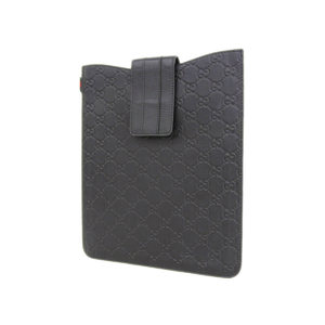 GUCCI Gucci Sherry Line Guccisima GG Pattern iPad Cover Case Tablet Black [20180623]