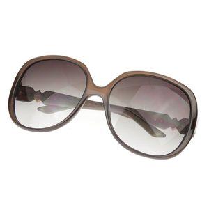 Christian Dior DIOR ZEMIRE1 Sunglasses Gray × Bronze Eyewear Optyl MN35M 60 □ 17 125 [20180608]