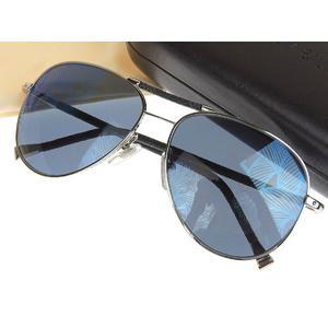 LOUIS VUITTON Louis Vuitton Constación Pilot Sunglasses Eyewear Teardrop Nemes Damier Black [20180705]