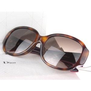 Christian Dior LadyInDior2F Lady Indior Sunglasses Eyewear Brown Pink [20180712]