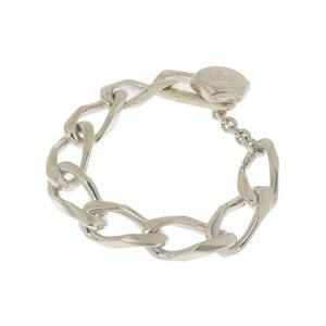 GUCCI Gucci Chain Link Bracelet SV 925 Silver [20180808]