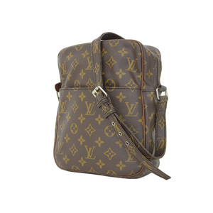 LOUIS VUITTON Louis Vuitton Monogram Marceau Shoulder Bag Pochette Brown M40264 [20181018]