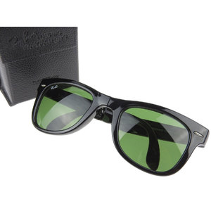 Ray-Ban WAYFARER FOLDING Folding Way Farr Sunglasses Eyewear Black [20181109]