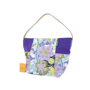 ETRO Etoro floral shoulder bag flower canvas purple [20181109]