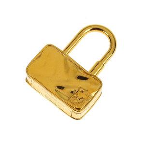HERMES Hermes beautiful escape line Cadena charm 2009 LE chappee belle trunk case gold [20190121]