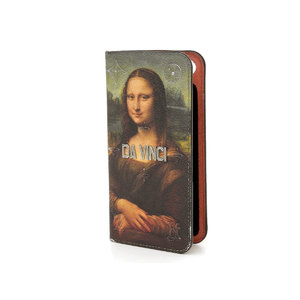 LOUIS VUITTON Louis Vuitton Master Collection Folio iPhone 7+ 8+ Plus Cover Notebook Type Da Vinci Mona Lisa M54649 [20190123]