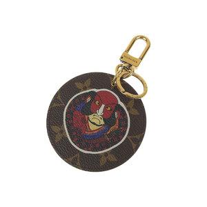 LOUIS VUITTON Louis Vuitton Japan limited portugure irustre Keychain Monogram Yamamoto Hirosai Kabuki MP1949 [20181116]