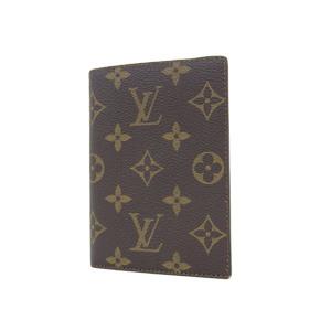 ルイ・ヴィトン(Louis Vuitton) LOUIS VUITTON ルイヴィトン ポルトビエ アイデンティティ 二つ折り 財布 モノグラム ヴィンテージ パスケース M61619 [20190207]