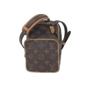 ルイ・ヴィトン(Louis Vuitton) LOUIS VUITTON ルイヴィトン アマゾン ショルダーバッグ モノグラム ヴィンテージ 茶 ブラウン M45236 [20190208]