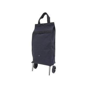 FENDI Fendi Zucca Compact Carry Bag Canvas Foldable Vintage Black Travel [20190208]