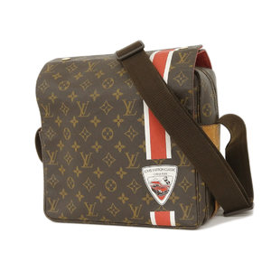 LOUIS VUITTON Louis Vuitton Naviglio Shoulder Bag CHINA RUN Classic China Run Monogram M41431 [20181123]