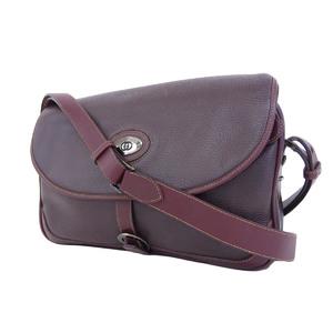 GUCCI Gucci Old Shoulder Bag Vintage Brown Messenger Horseshoe [20181130]
