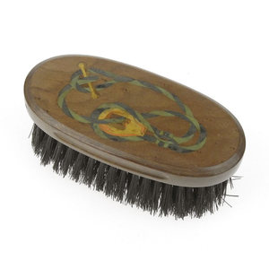 HERMES 90's France made shoe brush