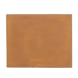 HERMES reversible leather mouse pad