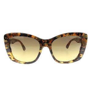 Miu miumiu butterfly type sunglasses marble cell 57 □ 18 135 SMU03O