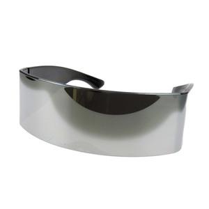 Maison Margiela Martin Margiela Martinmargiela ○ 8 masterpiece Incognito mirror lens sunglasses rare Silver MA1 col 860 140