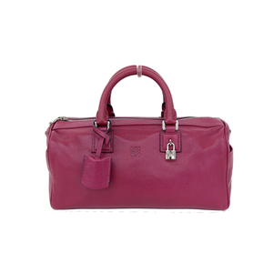Loewe 2WAY hand shoulder bag pink * BG