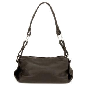 Bottega Veneta BOTTEGA VENETA Mini Shoulder Bag Leather Brown * BG