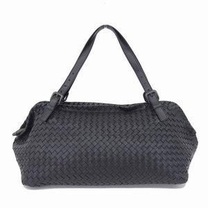 Bottega Veneta BOTTEGA VENETA Intrecherto handbag black * BG