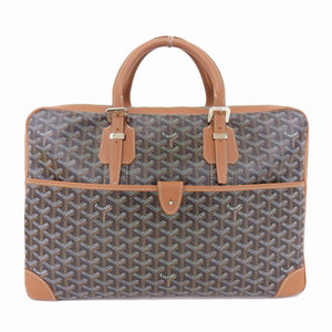 Goyal GOYARD ambasard MM business bag briefcase black * BG