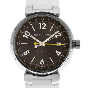 Louis Vuitton LOUIS VUITTON Tambour Automatic Watch * WA