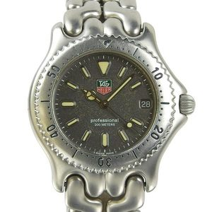 Genuine TAG HEUER Tag Heuer Cell Professional Boys Quartz Watch Model: S99.206