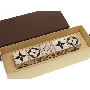 Louis Vuitton Dice Cube Game Not for Sale Silver LV 0532 LOUIS VUITTON