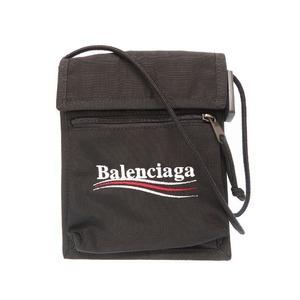 Balenciaga Explorer Shoulder Bag Black Sacosh 0180 BALENCIAGA Men