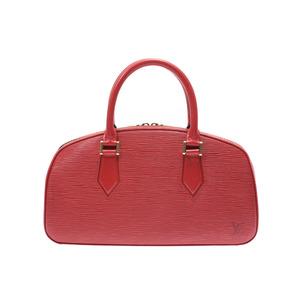 ルイ・ヴィトン(Louis Vuitton) ルイヴィトン エピ ジャスミン 赤 M52087 レディース 本革 ハンドバッグ Bランク LOUIS VUITTON LOUIS 中古 銀蔵