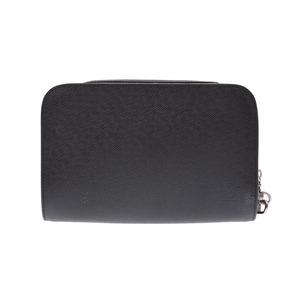 ルイ・ヴィトン(Louis Vuitton) ルイヴィトン タイガ バイカル 黒 M30182 メンズ 本革 セカンドバッグ Bランク LOUIS VUITTON 中古 銀蔵