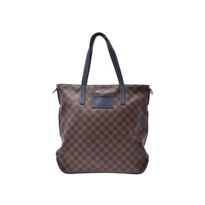 ルイ・ヴィトン(Louis Vuitton) ルイヴィトン ダミエ ヘラルド ブラウン N41255 メンズ 本革 トートバッグ Bランク LOUIS VUITTON 中古 銀蔵