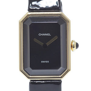 CHANEL Chanel Ladies Watch Premiere H0090 750YG Quartz