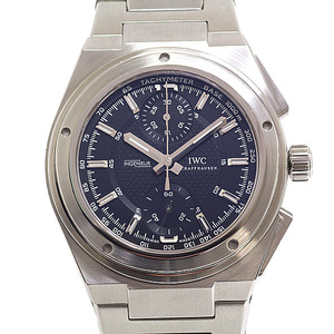 IWC Mens Watch India Chronograph IW372501 Black (Black) Dial Automatic
