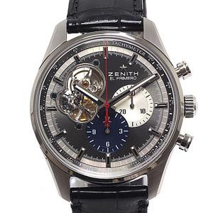 ZENITH Zenith El Primero Chronomaster 1969 03.2040.4061 69. C 496 Silver Dial