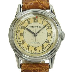 Genuine Tiffany & Co. Akvatic Mens Hand-Wounded Watches