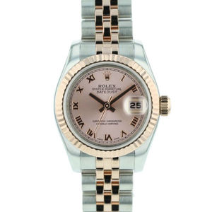 Rolex Datejust Automatic Stainless Steel Women's Luxury Watch 179171