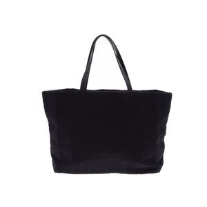 シャネル(Chanel) シャネル ニュートラベルライン トートバッグ 黒 レディース メンズ ナイロン Bランク CHANEL 中古 銀蔵
