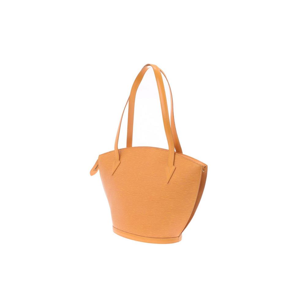 6f138e3f5f33 Louis Vuitton Epi Saint Jacques Shopping Yellow M52269 Ladies ...