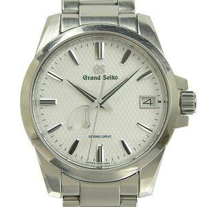 SEIKO Grand Seiko Men's Spring Drive Watch, model number: SBGA 225
