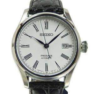 Genuine SEIKO Seiko Presage Men's Automatic Watch 6R15-03V0