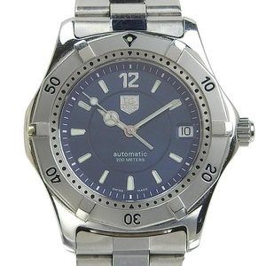 Genuine TAG HEUER Tag Heuer Classic Men's Automatic Wrist Watch Model: WK2117-0