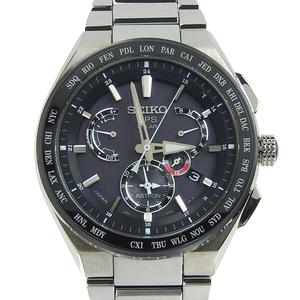 SEIKO Seiko Astron Men's Solar Watch 8X53-0Av0-2