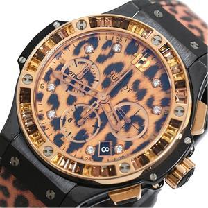 Hublot HUBLOT Big Bang Ceramic Leopard 341. CP. 7610. NR.