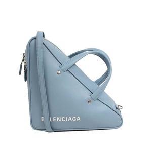 Balenciaga BALENCIAGA Triangle Duffel S 476975 calfskin picine handbag