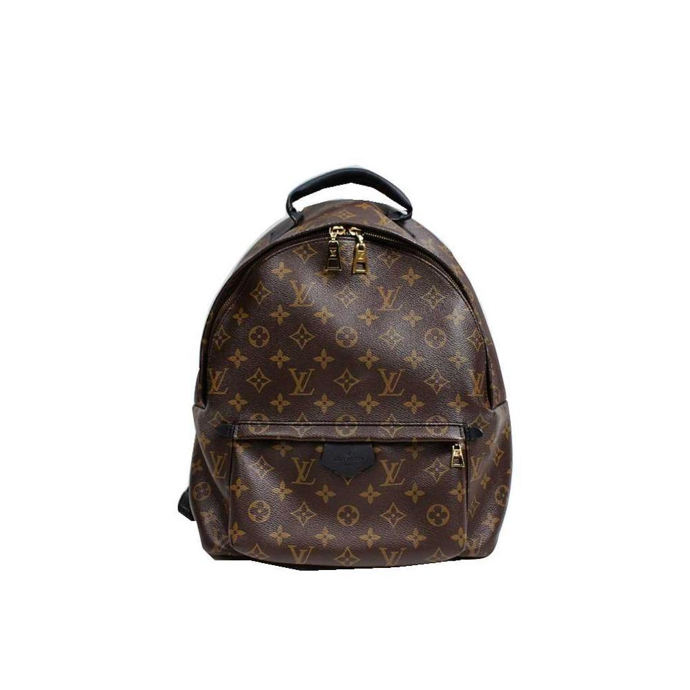 94413b81e2d6e Louis Vuitton LV Monogram Palm Springs Backpack MM M 41561 LOUIS VUITTON