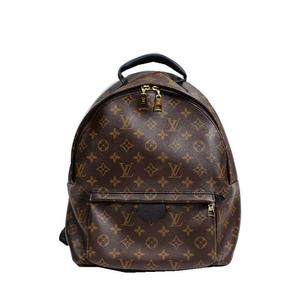 Louis Vuitton LV Monogram Palm Springs Backpack MM M 41561 LOUIS VUITTON