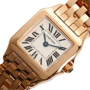 Cartier Santos De Moiselle SM Quartz PG Innocent Ladies Watch